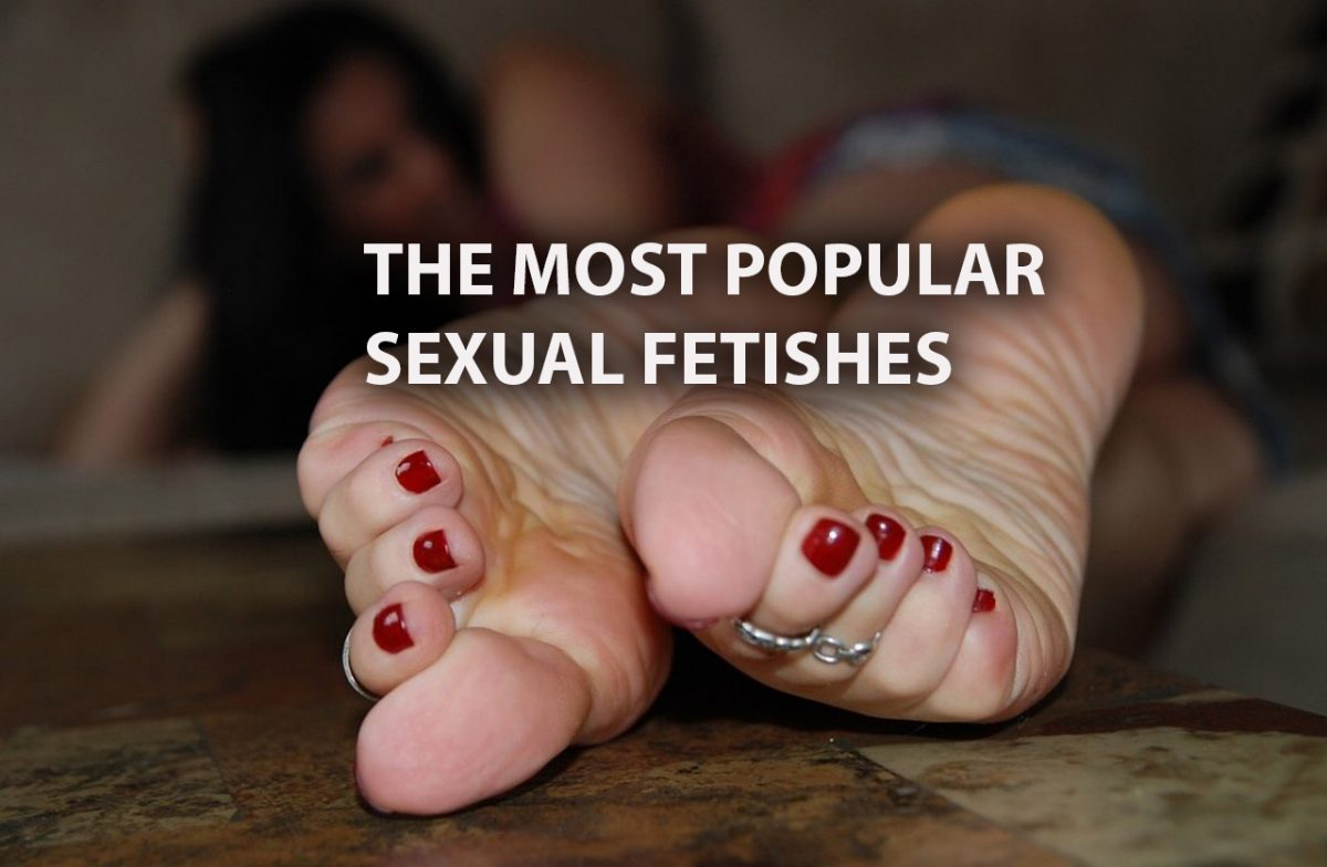 popular sexual fetishes