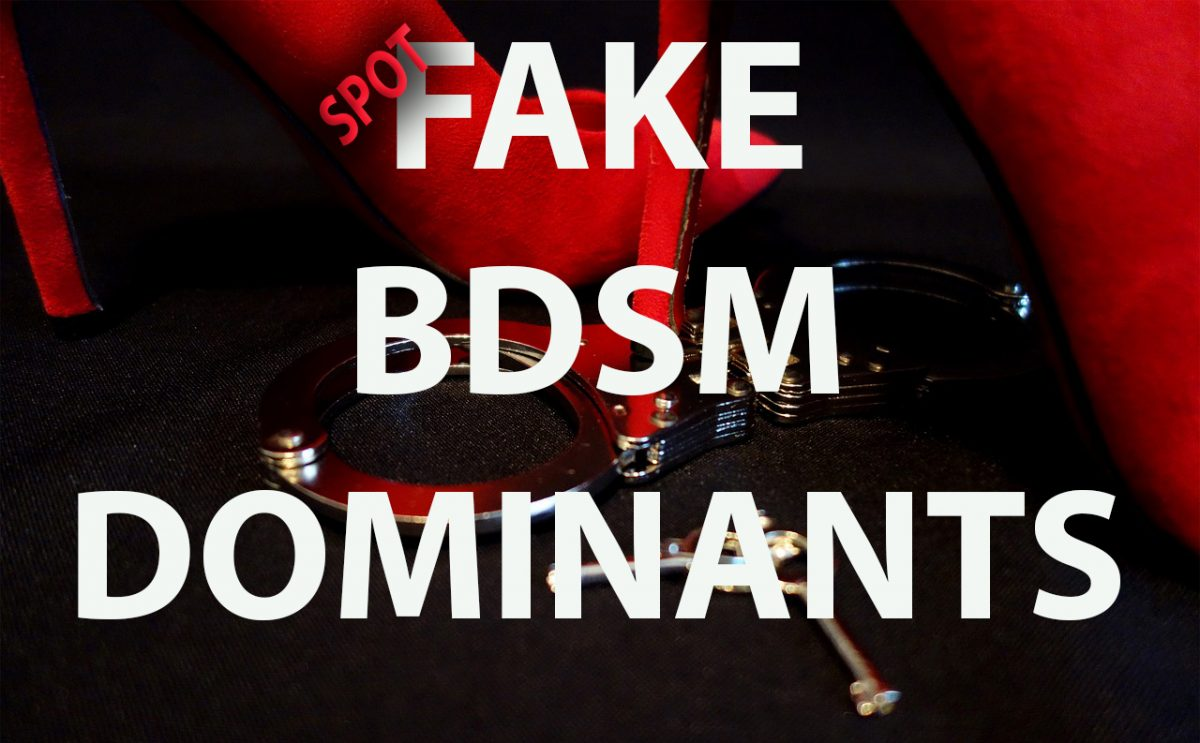 fake bdsm dominant feature